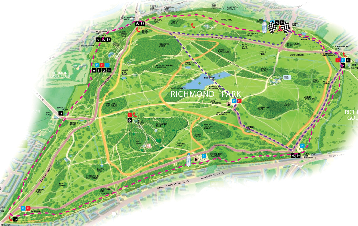 Парк Лога  самый красивый на Дону  Дороги мира