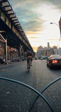 Велосипедный Нью Йорк