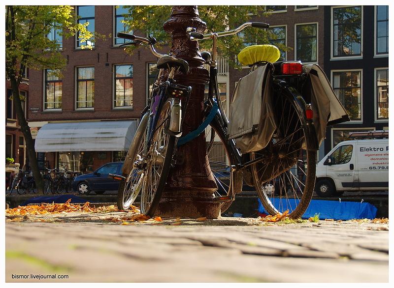 Амстердам велосипедный