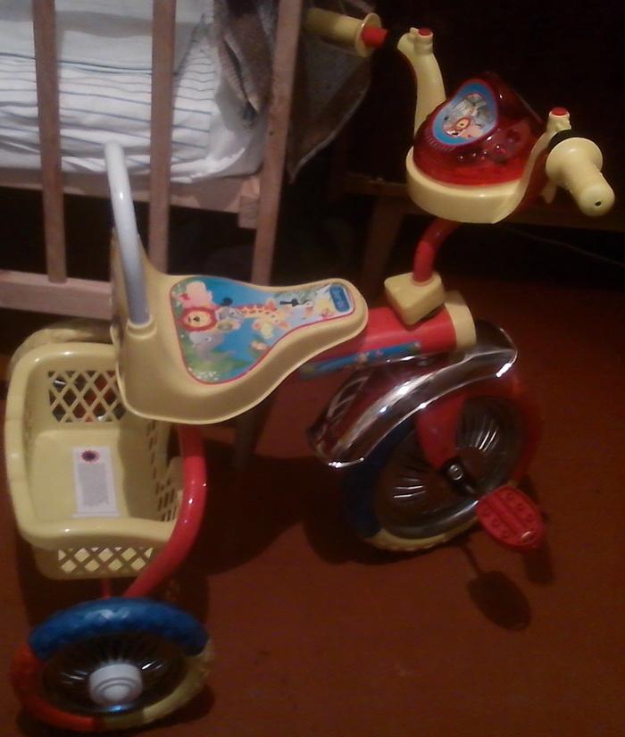 Велосипед Гном