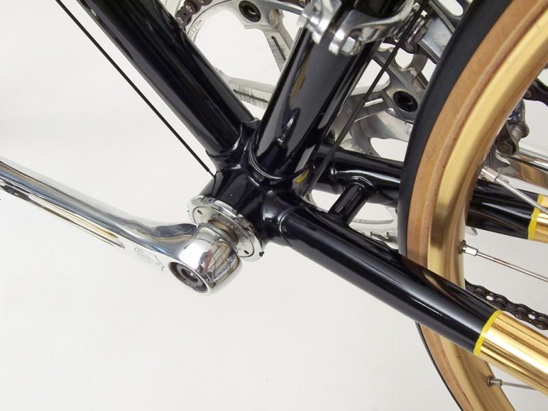 велосипед  Guerciotti Oro 1979