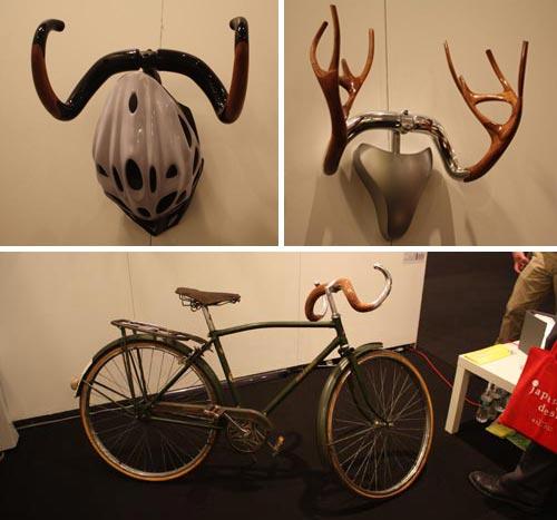 из велозапчастей