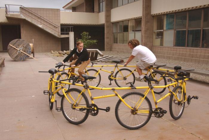 Велосипедная выставка «Велобайк»