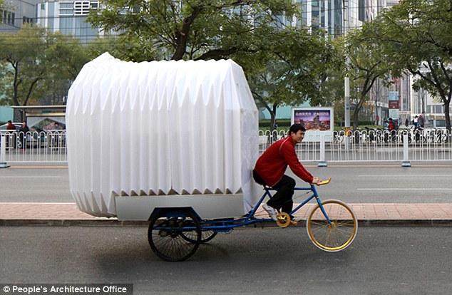 Велосипед-дом