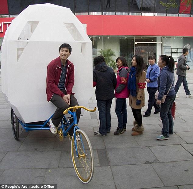 Велосипед дом