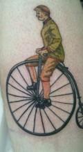 Велосипедные тату