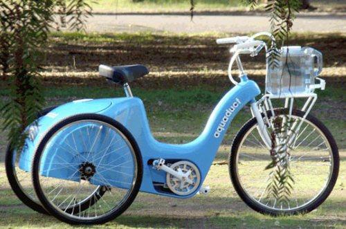 велосипед aquaduct