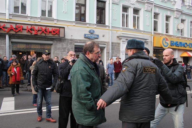 Андрей Илларионов объясняет полковнику