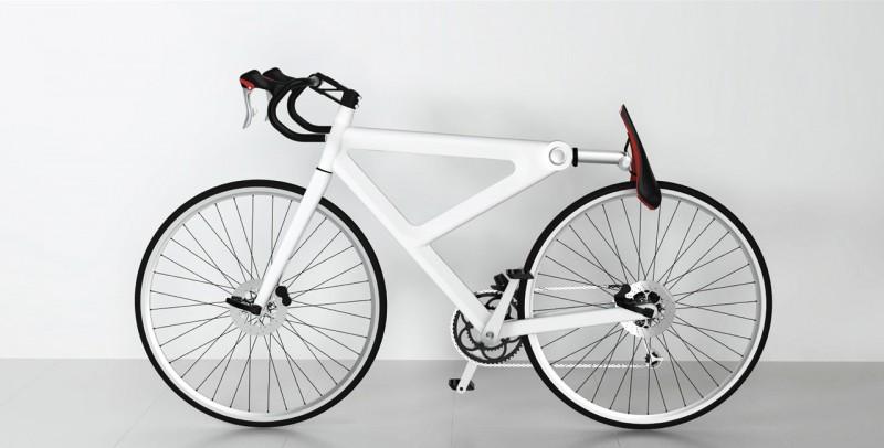 Велосипедный замок - седло
