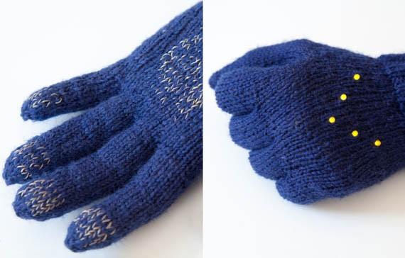 Правильные велосипедные перчатки