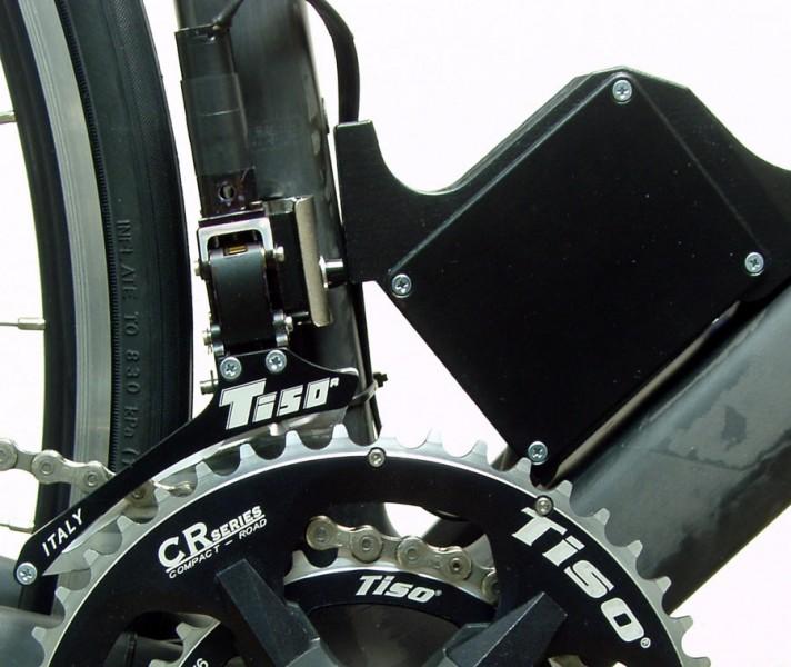 tiso 12 скоростная електронная трансмиссия перекидка и аккумуляторы