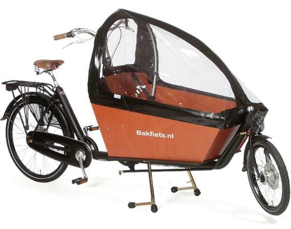 Голландские грузовые велосипеды Bakfiets