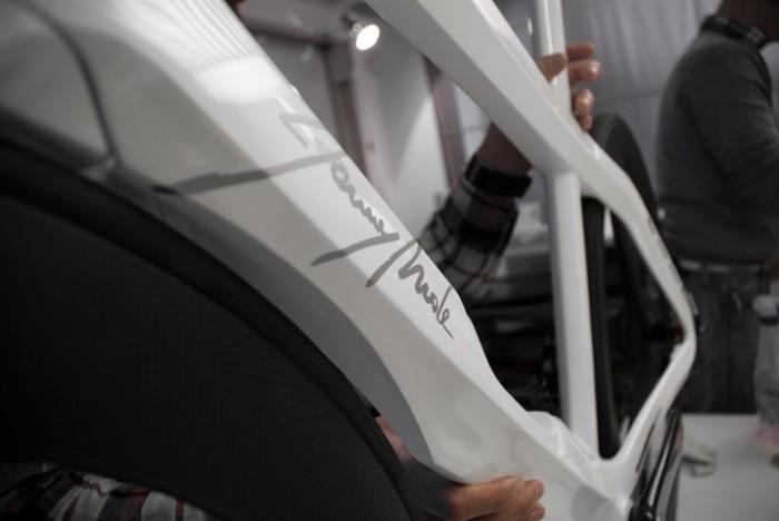 Концептуальный велосипед Unique Dream Machine