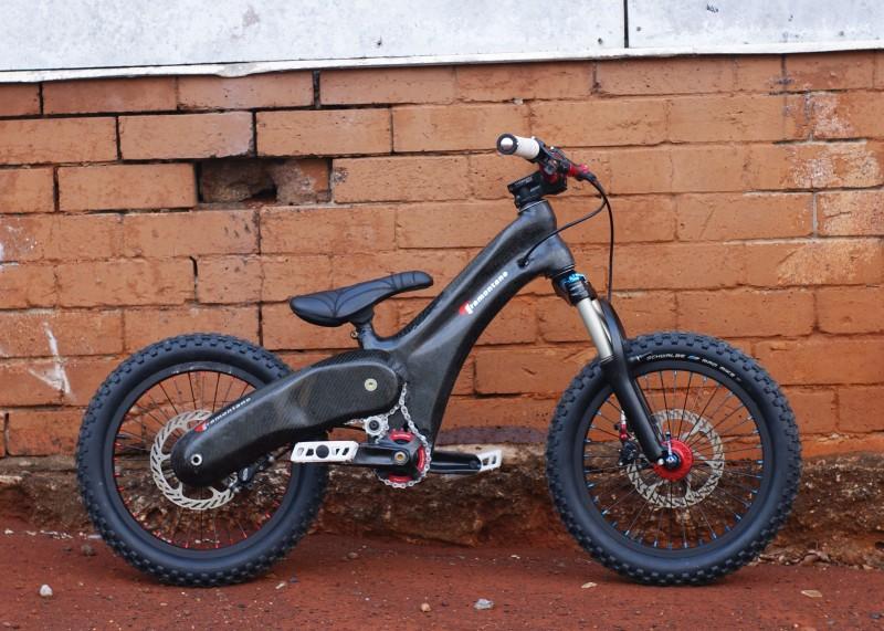 Tramontane – карбоновый детский велосипед