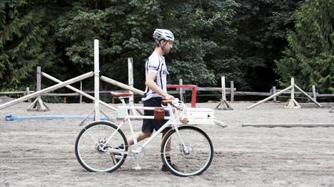 Грузовой велосипед Faradey