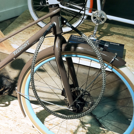 Грузовые велосипеды: Ziba design with signal cycles