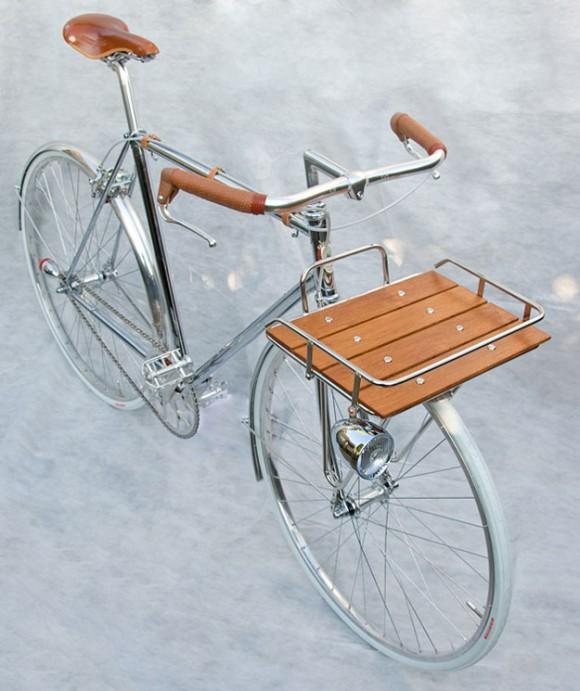 Грузовой велосипед Porteur от дизайнера Мэтью Конвея