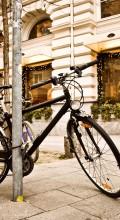 обои на рабочий стол велосипед