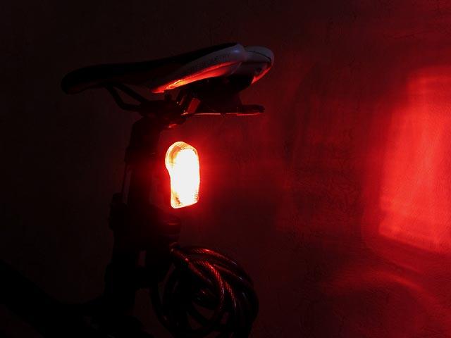 Обзор заднего велофонаря и велофары