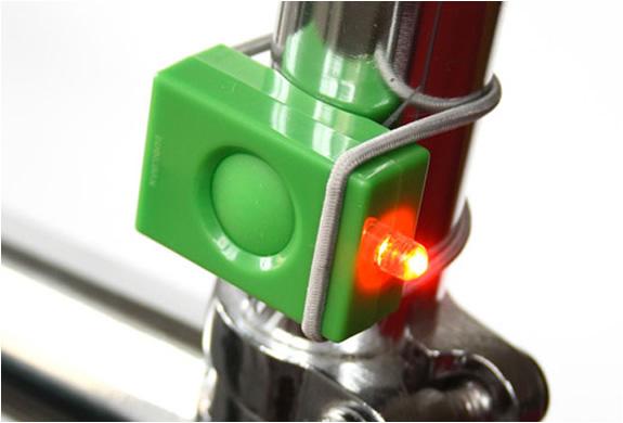 Велосипедный свет Bookman