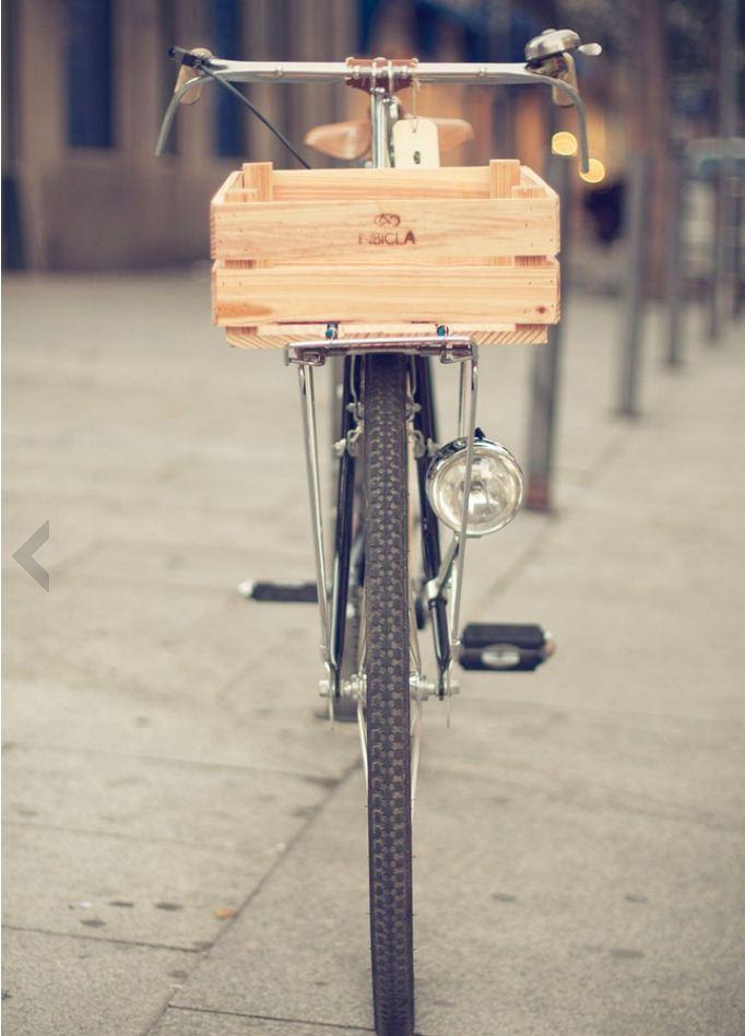 «Расписной» грузовой велосипед от Витора Мачадо