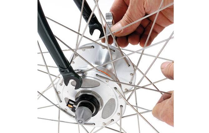 динамо для велосипеда