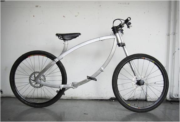 складной велосипед folding-bike