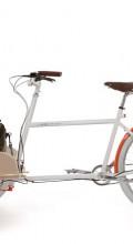 Грузовые велосипеды: Fuseproject With Sycip Design
