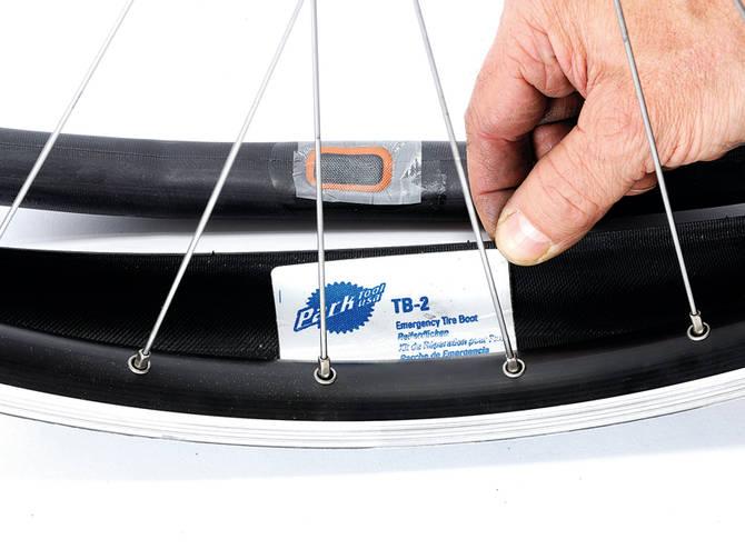 Уход за велосипедными покрышками