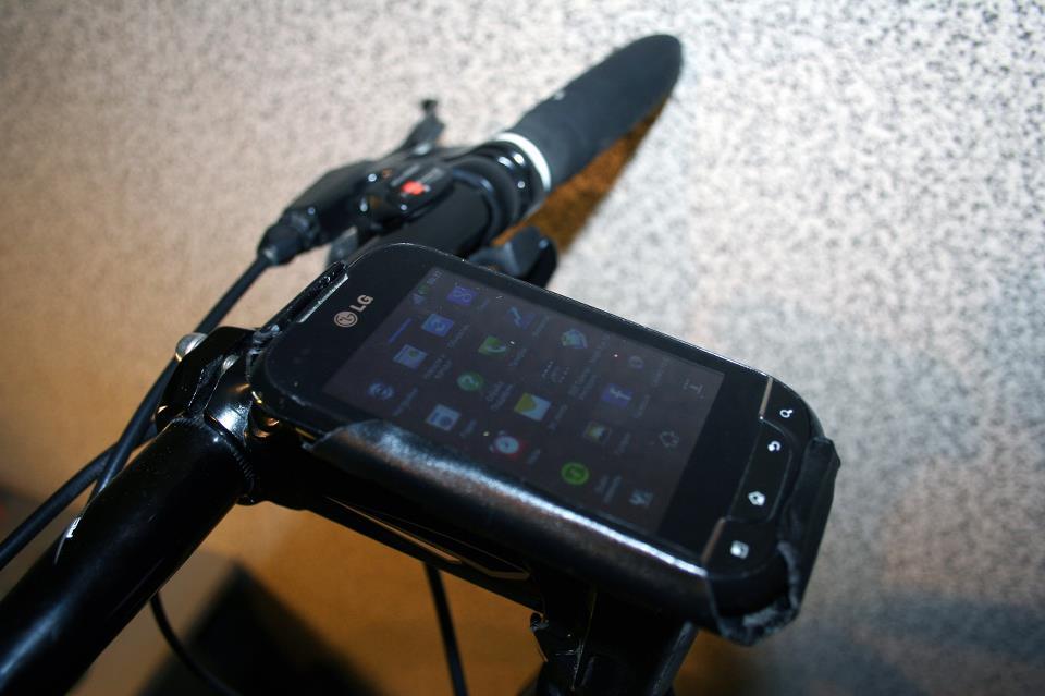 Как сделать держатель телефона для велосипеда своими руками 75