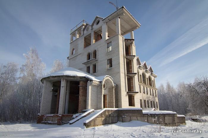 Дом в Белорусии