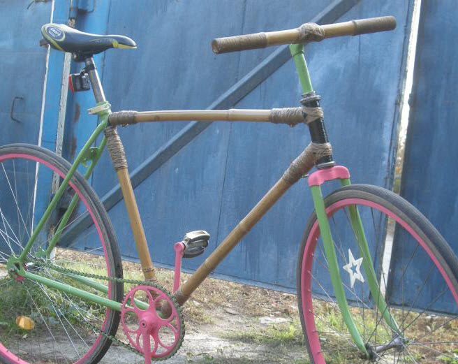 бамбуковый руль