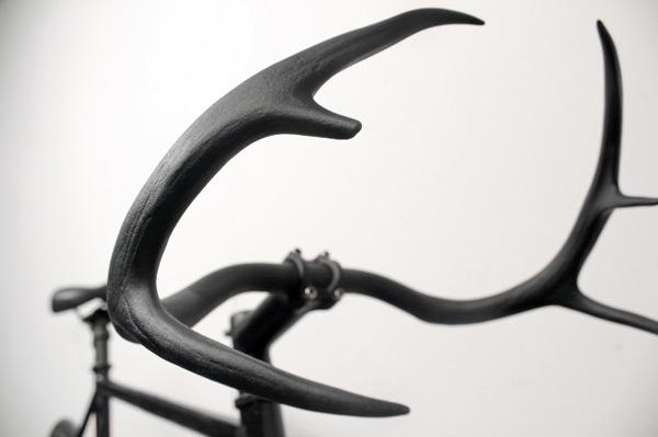 Велосипедный руль рога