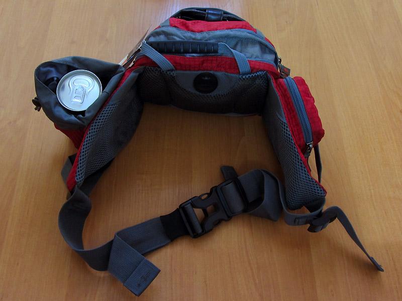 Поясная сумка для любителей активного отдыха