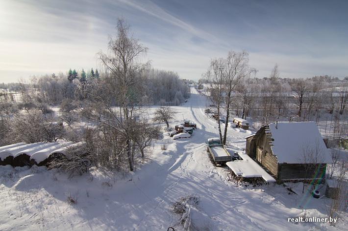Белорусская Зима