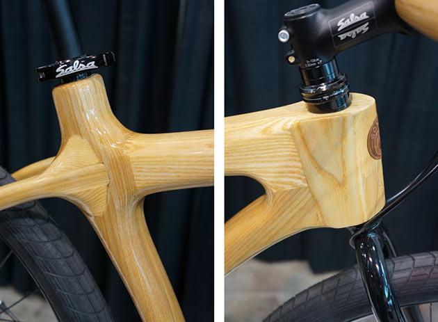 Connor Wood Bicycle – еще один деревянный велосипед