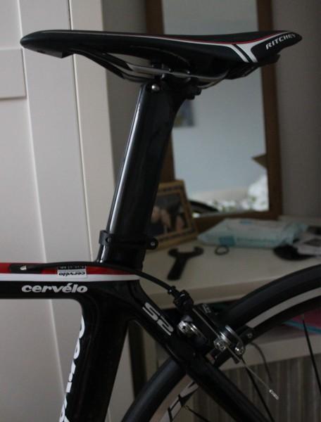 велосипед Cervelo S2 2012