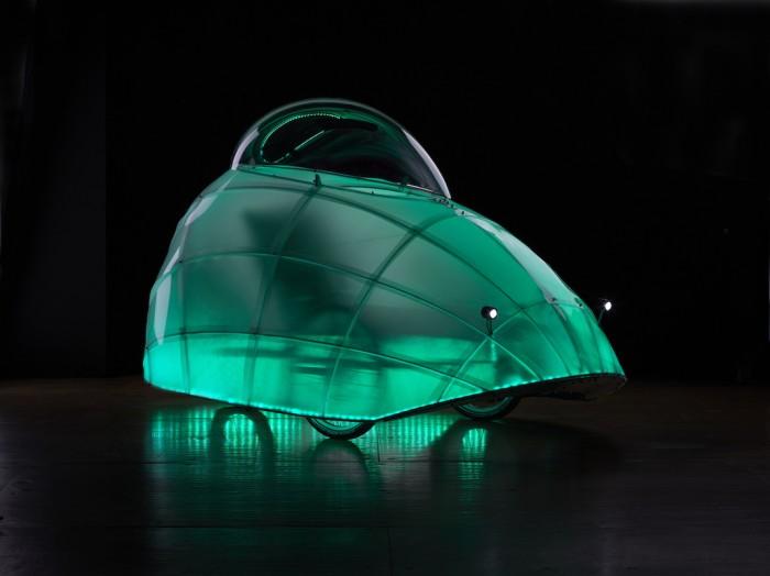 Всепогодный трайк firefly от geospace studio