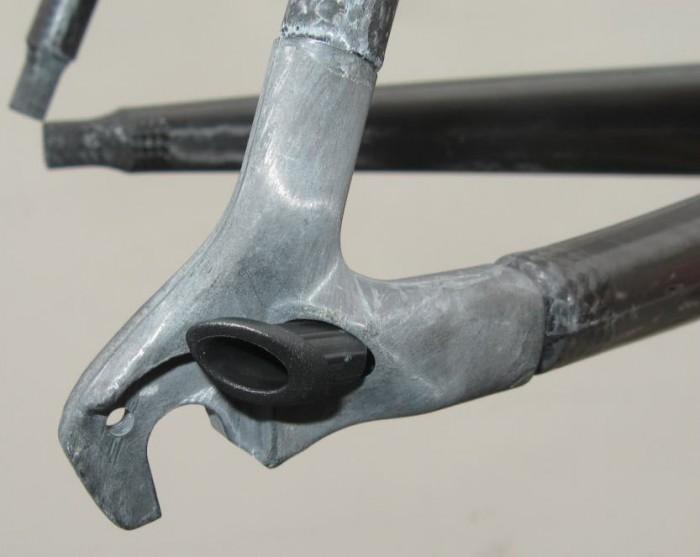 покращення аэродинамики велосипеда Cervelo RCA road bike