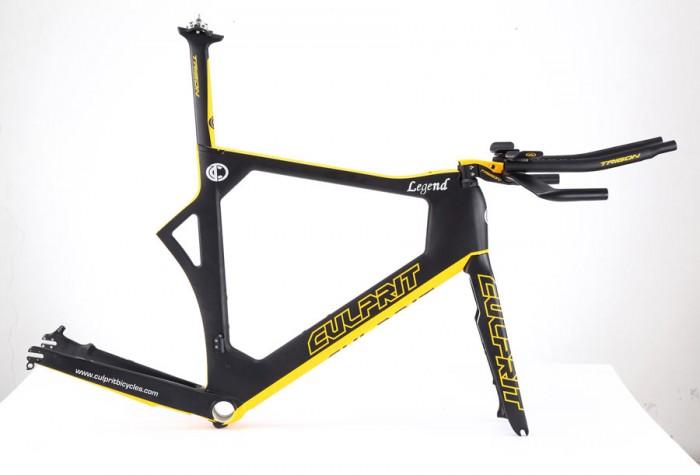 Велосипед для триатлона Radical Culprit Legend с дисковыми тормозами