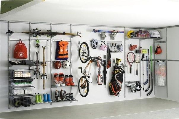 Правильный гараж должен выглядеть так