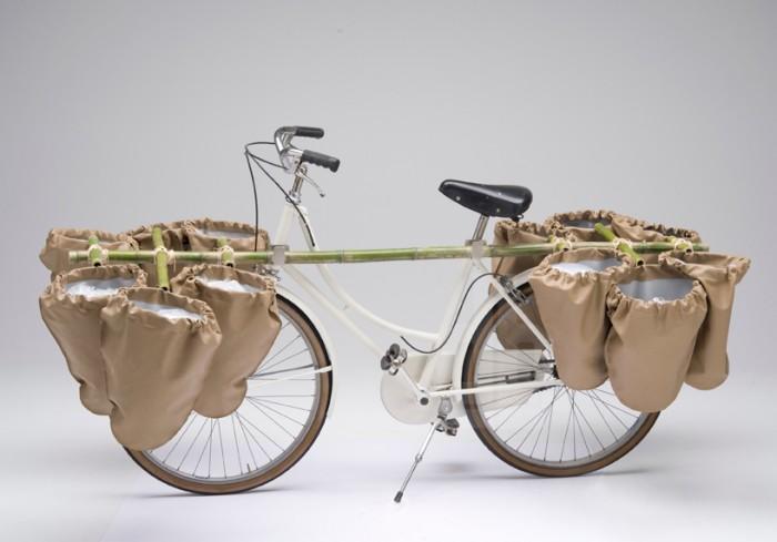 Правильная велосипедная навеска