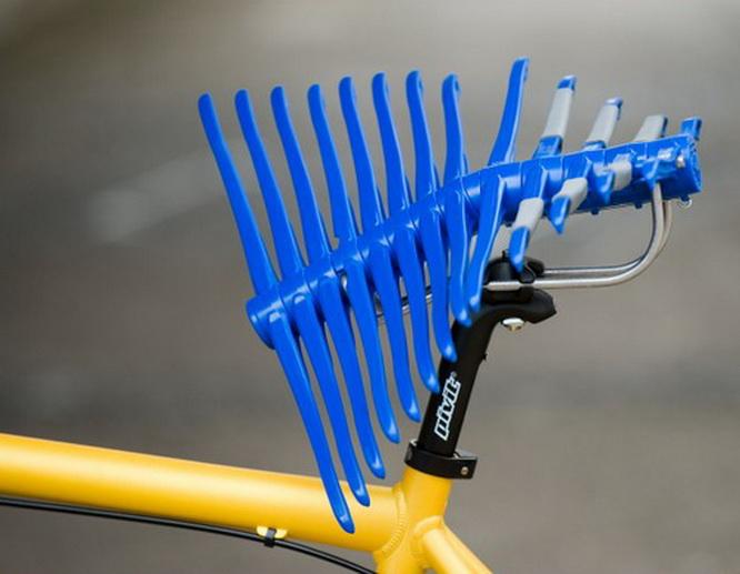 Правильное велосипедное седло которое не натрет