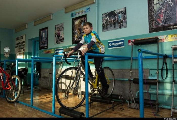 подготовка велосипедистов спортсменов