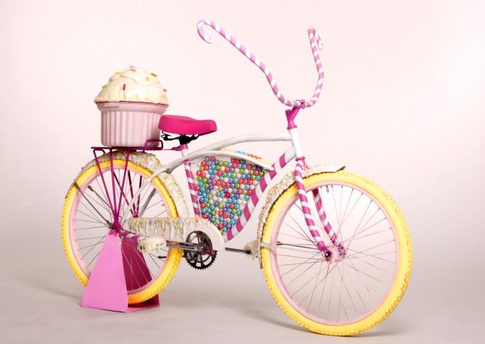 Самый сладкий велосипед  — Candy Bike