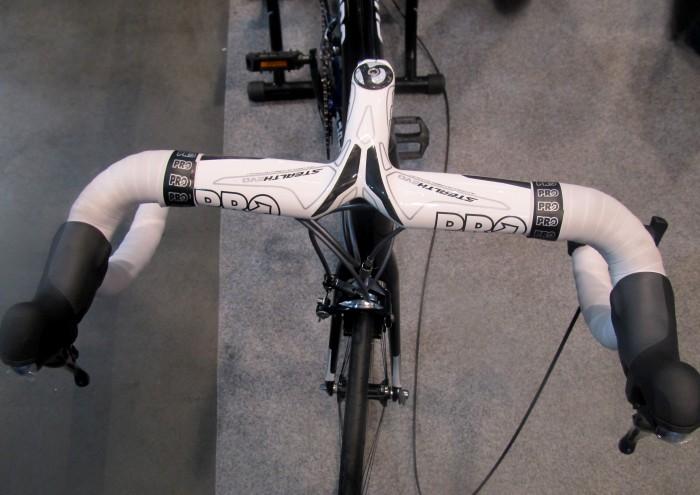 карбоновый велосипедный руль pro