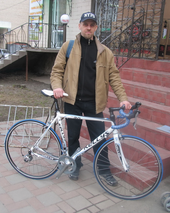 велосипед Келлис АРС 3.0
