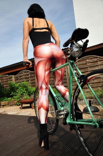 Правильная велосипедная форма