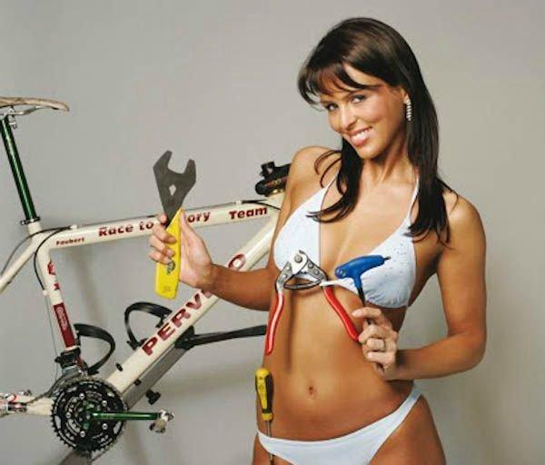 ремонтируем карбоновые велосипеды