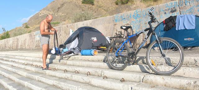 Stels Navigator 800 синий велосипед